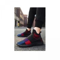 free kaus kakiSepatu Sneakers Lari Pria Breathable Model Korea Ukuran