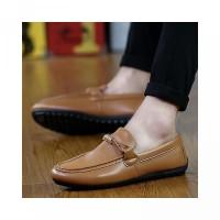Sepatu Formal Kulit PU Pria Sepatu Pria Bisnis Bernapas 39-44