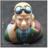 Boneka Pilot penerbang WWII British RAF Pilot 242615 small