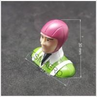 Boneka Pilot penerbang classic WW-I 303719 green