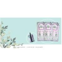 Sajadah Lavender Motif Abu Dhabi