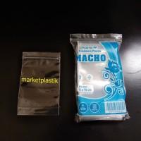 Plastik Ziplock Standing Pouch Ukuran 9x15cm/Klip Kemasan Berdiri