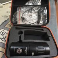 Scubalamp Underwater Photography Equipment P53 Black