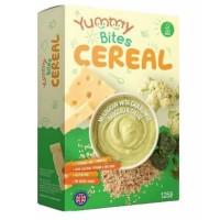 YUMMY BITES Cereal Cheesy Veg with Pasta & Multigrain With Cauliflower