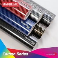 MAX DECAL Carbon KEVLAR Ular 5D Premium Car Wrap Vinyl 152 cm Meteran