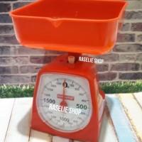 Timbangan Kue 2kg Perlengkapan Dapur - Kitchen Scale