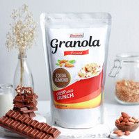 Healthy Granola 500g COCOA ALMOND, CRUNCHY!