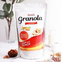 Healthy Granola 500g PEANUT BUTTER CASHEW, CRUNCHY!