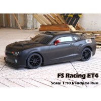 FS Racing Onroad Touring ET4 Black Mustang 1/10 Brushed 4WD 2.4Ghz RTR