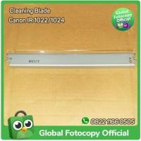 Cleaning Blade Mesin Fotocopy Canon IR 1022 / IR 1024