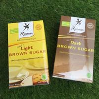 Ricoman LBS500 Light Brown Sugar 500g
