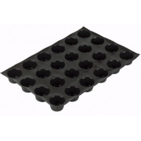 Flexipan FP3051 Muffin Silicone Mould - 24 Muffins
