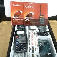 HT RADION RT 201 VHF SINGLEBAND - HT RADION RT-201 VHF