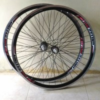 Jual Wheelset 26 Rims United Cnc - Wheelset United