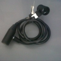 Mini Pocket Aluminum Alloy Pen Fishing Rod Pole w// Reel F6C5