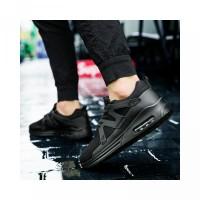 Size 39-47 Pria Bernapas Sepatu Olahraga Kualitas Tinggi Sepatu Pria R