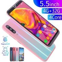 nova 5 mobile phone Water screen smartphone NEW