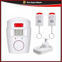 Alarm Anti Maling Sensor Gerak