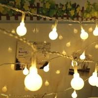 Lampu Hias Dekorasi Ruangan Portable Waterproof Tanpa Colokan
