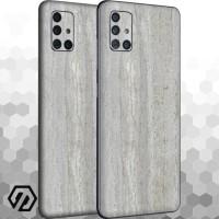 [EXACOAT] Galaxy A51 3M Skin / Garskin - Concrete