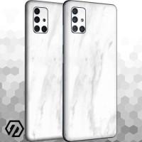 [EXACOAT] Galaxy A51 3M Skin / Garskin - Marble White