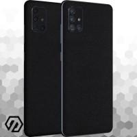 [EXACOAT] Galaxy A51 3M Skin / Garskin - Matte Black