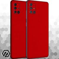 [EXACOAT] Galaxy A51 3M Skin / Garskin - True Colors