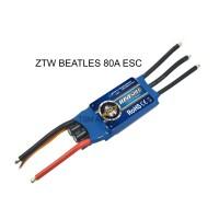 ZTW BEATLES 80A ESC 2S-6S LIPO 5V/5A BEC