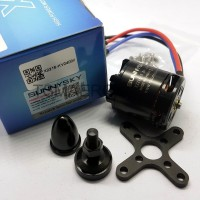 Sunnysky x2216 2400kv II Brushless motor