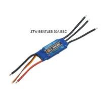 ZTW BEATLES 30A ESC 2S-4S LIPO 5V/2A BEC
