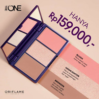 The ONE CONTOURING KIT/palette/make up/33152