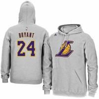 Hoodie Baju hangat Kobe Bryant 24 La Lakers