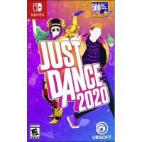 Nintendo Switch Just Dance 2020 / Just Dance 20 / Justdance 2020 USA