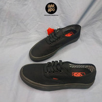 Sneakers Vans Authentic Twil Gingham Full Black