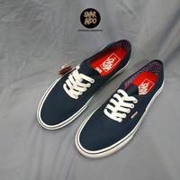 Sneakers Vans Authentic Twil Gingham Dress Blue