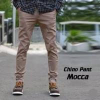 promo gila !!! celana chino pria panjang size 27 - 38 best quality