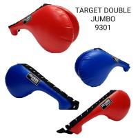 target kicking pad double taekwondo frasser 9301