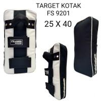target tangan kotak karate silat taekwondo frasser 25x40 9101