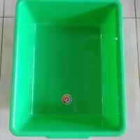 Baskom Kotak Plastik / Baskom Pasir