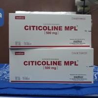 Citicoline MPL 500mg // box