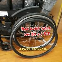 Ban mati kursi roda original sparepart kursi roda