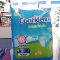 Confidence adult pants isi 5 M