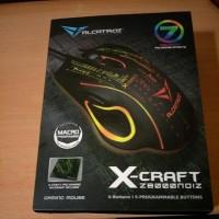 alcatroz x-craft nois z8000 mouse