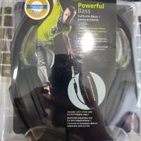 Sennheiser HD 202 power full bass garansi resmi