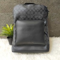 Tas Coach Graham Backpack In Signature Leather (Ori Outlet)