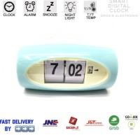 Jam Meja Unik - Digital Desktop Smart Clock Weker Keren GH - 1008