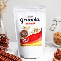 Granola ALMOND COCOA 100gr CRUNCHY!