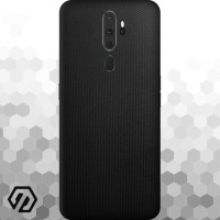 [EXACOAT] Oppo A5 / A9 (2020) Skins 3M Skin / Garskin - Black Matrix