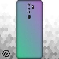 [EXACOAT] Oppo A5 / A9 (2020) Skins 3M Skin / Garskin - Chameleon