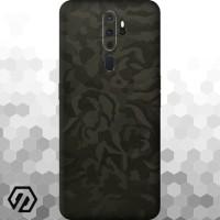[EXACOAT] Oppo A5 / A9 (2020) Skins 3M Skin / Garskin - Green Camo